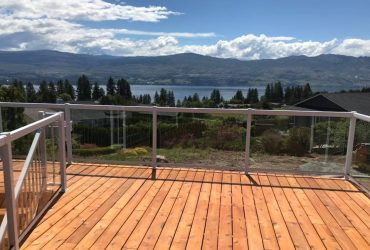 Deck & Stairs Install (2)